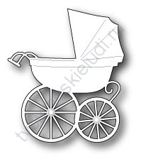 Нож для вырубки Baby Carriage (Коляска)