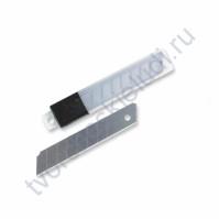 Сменные лезвия для канцелярских ножей Attache 18 мм, 10 штук