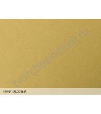 Лист экологичной бумаги с волокнистой фактурой Planet Эко 250 гр, формат 30х30, цвет медовый крафт