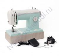 Швейная машинка Stitch Happy, цвет мятный
