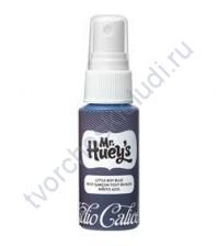 Краска-спрей Studio Calico Mister Huey, флакон-распылитель емкостью 29.5 мл, цвет Little Boy Blue (детский голубой)