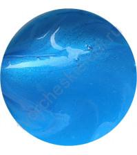 Акриловая краска с перламутром и эффектом металлик, 30 мл, цвет топаз