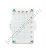 Акриловый пресс для штампинга Mini Precision Press, 7.5х12.5 см