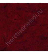 Ткань для лоскутного шитья, коллекция 7132 цвет 028, 45х55см