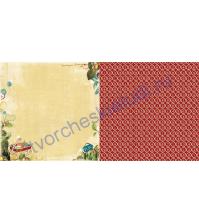 Бумага 30х30 см Playtime, коллекция WonderFall, US1761D