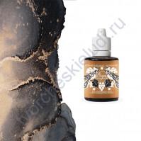Чернила алкогольные ScrapEgo, емкость 30 мл, цвет Бронзовый век