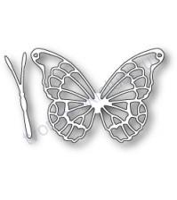 Нож для вырубки Butterfly Wings, 2 элемента