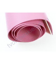 Кожзам переплетный на полиуретановой основе плотность 300 гр/м2, 35х50 см, цвет 3-сиреневый