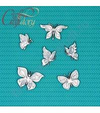 Набор Чипборда Бабочки, 12 элементов