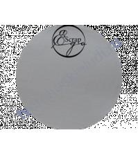 Меловая краска Пастельная палитра, 30 мл, цвет дымчато-серый