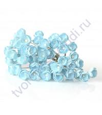 Лютики 5 шт, цвет голубой