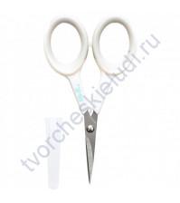 Ножницы для мелких деталей Detail Scissors, длина лезвия 3 см, цвет белый