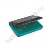 Штемпельная подушечка Micro-1, 50х90 мм, цвет зеленый изумрудный