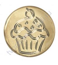 Сменная насадка для малой восковой печати Пирожное