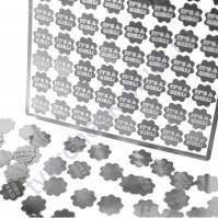 Набор металлического декора для шейкера Its a Girl, 5х8 мм, 56 шт