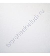 Бумага тисненая Кожа, 200 гр/м2, формат А3 (297х420), цвет белый