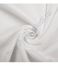 Искусственная замша Suede, плотность 230 г/м2, размер 35х50см (+/- 2см), цвет белый
