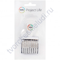 Штамп-роллер (датер) Project Life Roller Date Stamp