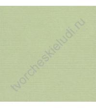 Кардсток текстурированный Фисташковое мороженое, размер 30.5х30.5 см, плотность 216 гр/м