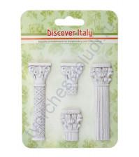 Набор полимерных фигурок Италия, Колонны, 4 шт.