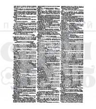 ФП штамп (печать) Фон. Словарь, 7x9.5 см