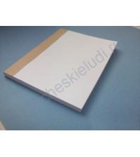 Заготовка (блок) для блокнота А5, 96 листов