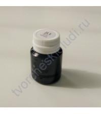 Грунт акриловый AcryBase на водной основе, флакон 20 мл, цвет черный
