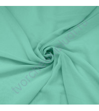 Ткань для лоскутного шитья однотонная, 50х55 см, цвет мятный