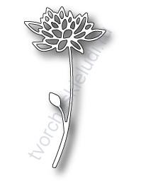 Нож для вырубки Blooming Strawflower, 4.1х8.1 см