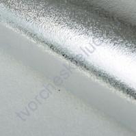 Бумага упаковочная фольгированная, 68 гр/м2, 70х50 см, цвет серебро
