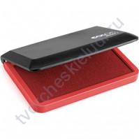 Штемпельная подушечка Micro-1, 50х90 мм, цвет красный