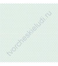 Бумага для скрапбукинга односторонняя, коллекция Наши детки! Девочки! 30х30 см, 190 гр/м, лист Ромбы из горошков