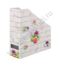 Органайзер для бумаги Суккуленты, 31х31х9.5 см