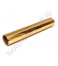 Винил клеевой фольгированный Foil, цвет розовое золото, 30.5х30.5 см (+/- 0.5см)