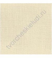 Бумага тисненая Лен палевый, 200 гр/м2, формат А3 (297х420), цвет слоновая кость