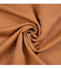 Искусственная замша Suede, плотность 230 г/м2, размер 50х70см (+/- 2см), цвет коричневый