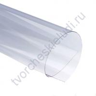 Лист пленки толщина 0.30 мм, размер А4, цвет прозрачный