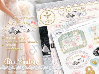 Bee Shabby KIT - Just Married
