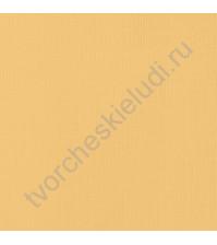 Кардсток текстурированный Дыня (Cantaloupe), 30.5х30.5 см, 216 гр/м2