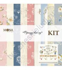 MoNaDesing KIT - Французский сад