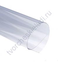 Лист пленки толщина 0.3 мм, размер А4, цвет прозрачный