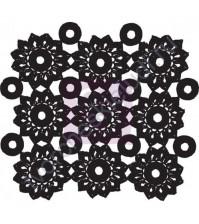Штамп силиконовый фоновый-1, 5х7.6 см