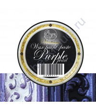 Восковая краска-паста Vintage ScrapEgo, 10 мл, цвет Purple pearl