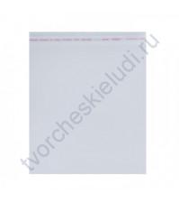 Пакет для упаковки на липкой ленте 25 мкм, 20х20-5 см, 1 шт