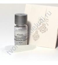 Пудра для эмбоссинга, емкость 10 мл (5 гр), цвет голографическое прозрачное серебро