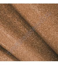 Материал декоративный Глиттер, 28х28 см, цвет медь