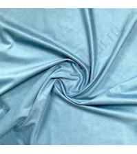 Искусственная замша двусторонняя Premium, плотность 340 г/м2, размер 33х70 см (+/- 2см), цвет василек