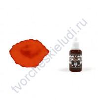 Чернила алкогольные ScrapEgo, емкость 20 мл, цвет Красное дерево