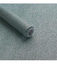 Ткань декоративная Глиттер, толщина 0.4 мм, 30х32 см, (+/-2см),цвет аква