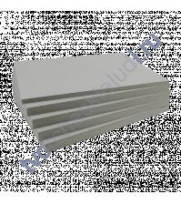 Переплетный картон (чипборд) двусторонний, 25х29.7 см, толщ 4 мм